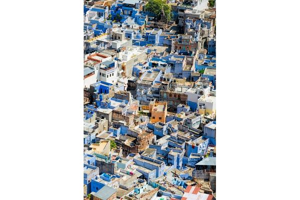 SERGE HORTA - THE BLUE CITY II
